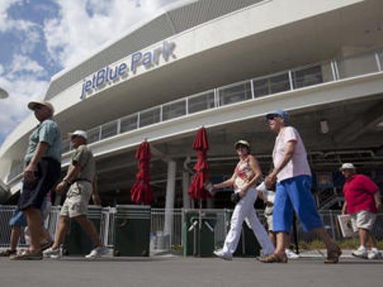 Public Tours of JetBlue Park begin Feb. 27 to April 1.
