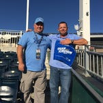 Worlds collide in the World Series for Tony Tijerina