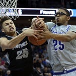 Whitehead has 25 points to lead Seton Hall over Providence