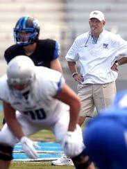 MTSU's head coach Rick Stockstill said he supports