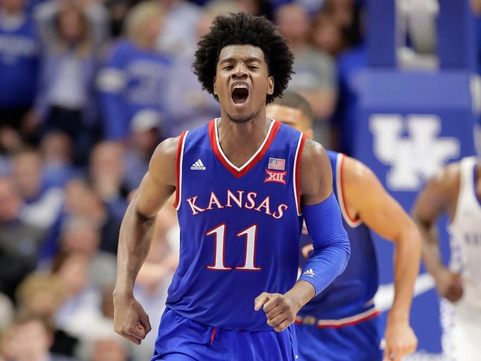 Click through the gallery to view Rod Beard's NBA mock