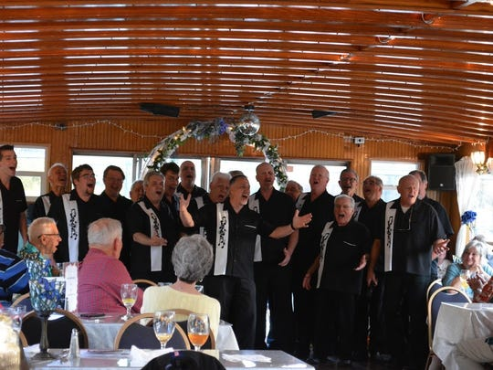 Harmony on the Water: Enjoy a dinner and a show by historical characters and singers on the Willamette Queen, 6:30 to 9 p.m. Thursday, July 26, Wallace Marine Park, 200 Glen Creek Road NW, Salem. $65, call 503-371-1103 for reservations. Enjoy a free program depicting the North American Settlement from 5:30 to 6:30 p.m. on shore before the cruise.