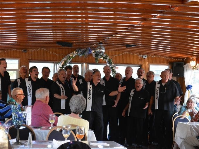 Harmony on the Water: Enjoy a dinner and a show by