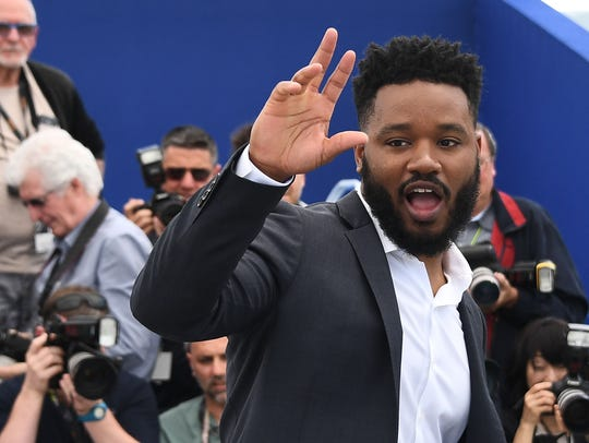 Director Ryan Coogler was a popular guy at the 71st edition of the Cannes Film Festival in May.