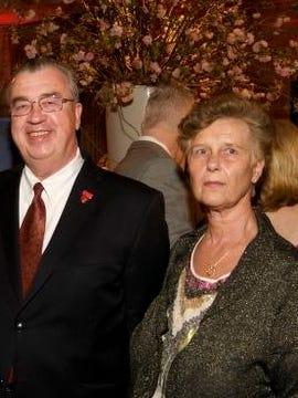 John and Joyce Sheridan