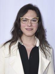 Actress Daniela Vega.