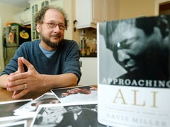 Asheville man writes of relationship with Ali