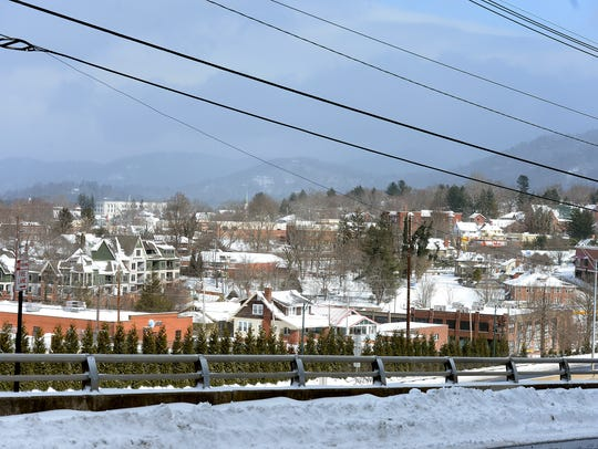 Western North Carolina is bracing for frigid temperatures and up to 3 inches of snow coming Tuesday and Wednesday.