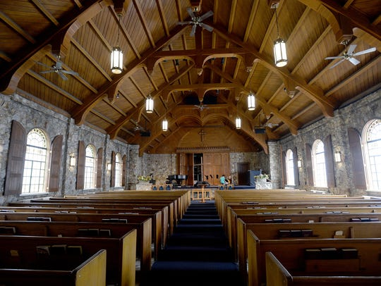 Graham Chapel at Montreat College has been renamed