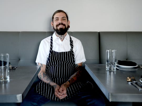 Justin Burdett is the executive chef at Local Provisions.