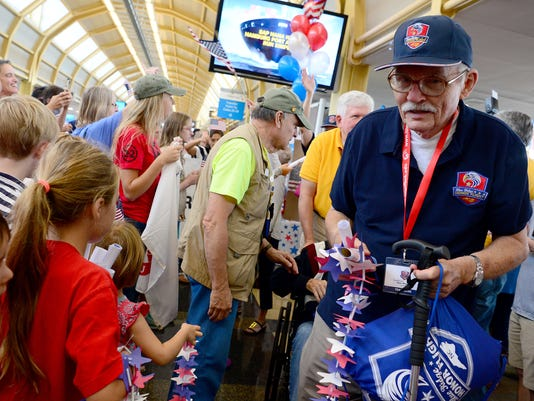 BMN 101316 Honor flight