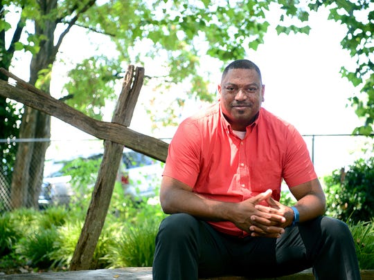 Micheal Woods is now the executive director of Western Carolina Ministries but comes from humble beginnings growing up in a rented home with 13 family members.