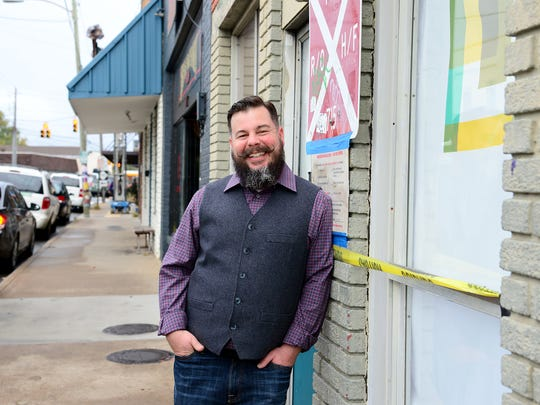 Sean Piper plans to open a new restaurant named Jargon where he will serve continental social cuisine on Haywood Road in West Asheville. The building will be completely redone but will preserve the facade facing the sidewalk.