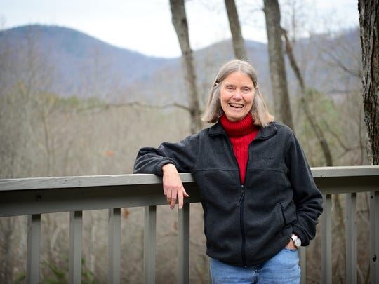 Judy Mattox is the chair of the executive committee of the Sierra Club of Western North Carolina. Members of the Sierra Club are all volunteer and the grassroots organization lobbies for environmental preservation.
