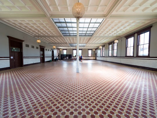1899 Experience Venue  at Historic Central State Mansion.