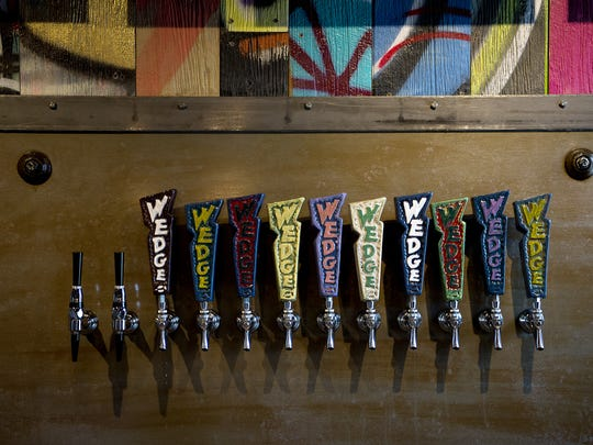 The Wedge's expansion brew house opens Tuesday and
