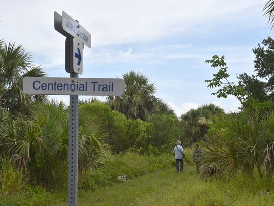 Pelican Island, the first National Wildlife Refuge. The Historic Jungle Trail, a bit of old Florida in Indian River County, the Jones Pier, the oldest pier in Indian River County, and Pelican Island, the first national wildlife refuge, all interconnected within this scenic road off A1A in northern Indian River County.