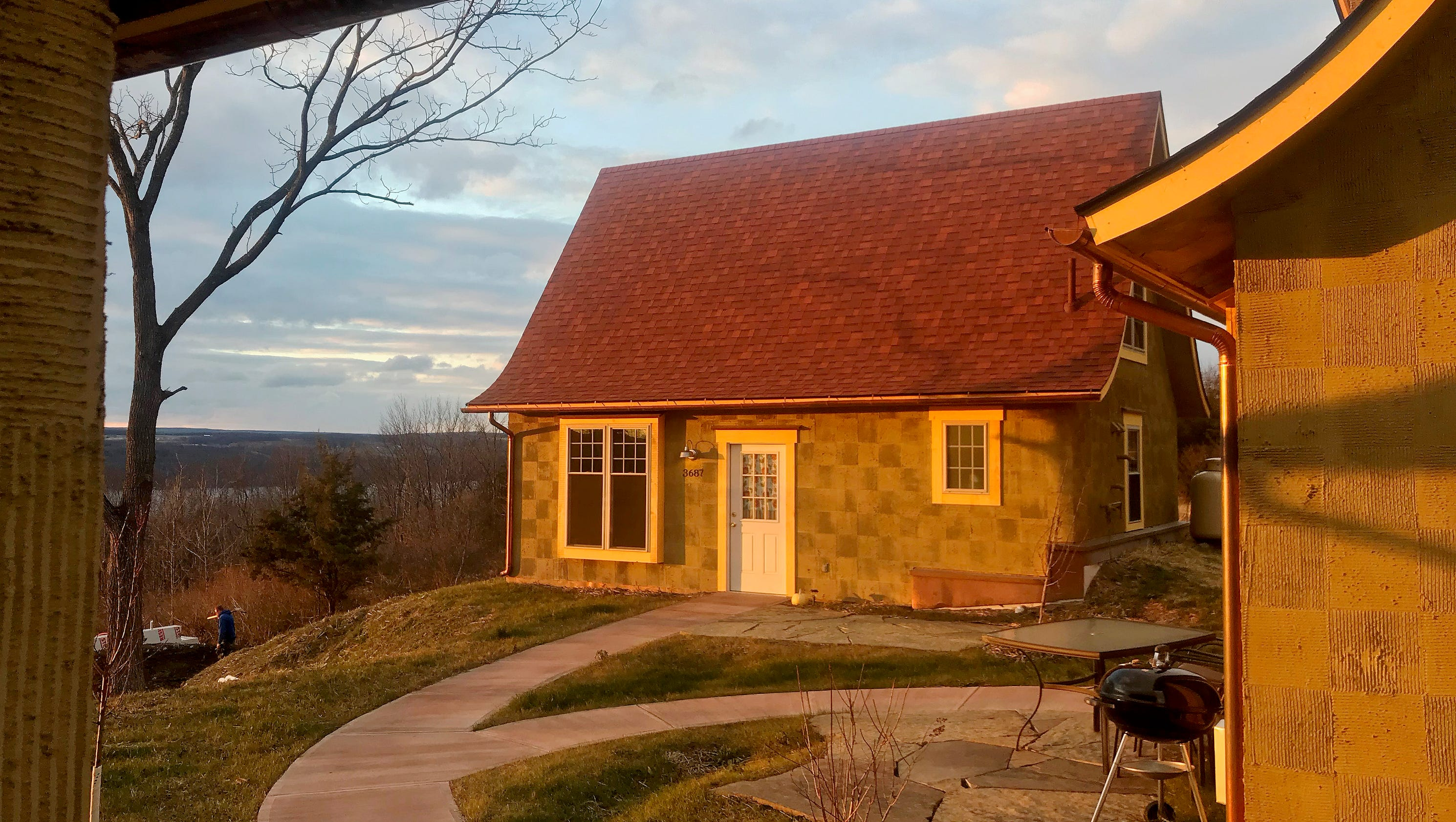 First tiny homes now small communities for Local house builders