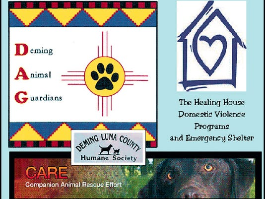 Submitted graphic   These four organization have joined together to help households that are victimized by domestic violence to ease their burden of who will care for the family pets.