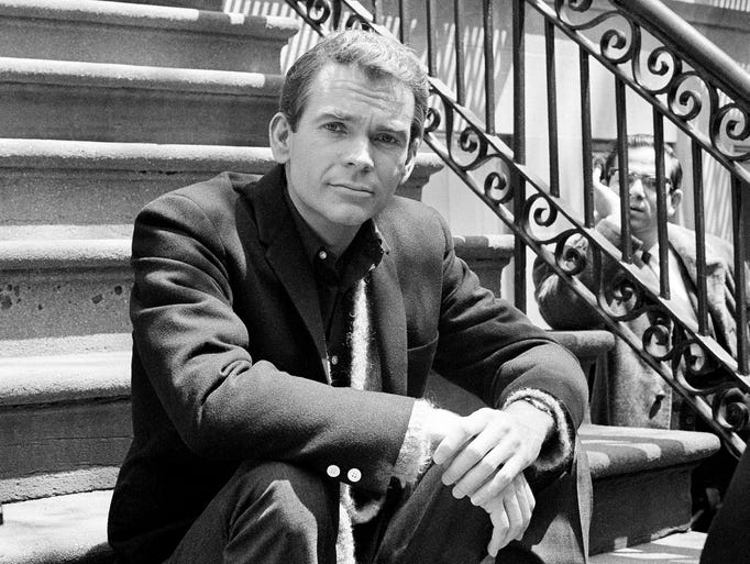 Sept. 1, 2015: Actor Dean Jones, poses for a photo
