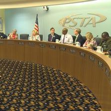 PSTA Board members.