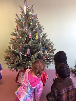 Guadalupe Montessori School presents Festival of Trees this weekend and next in Silver City. The event kicks off on Friday from 11 a.m. to 7 p.m. in the old Post Office.