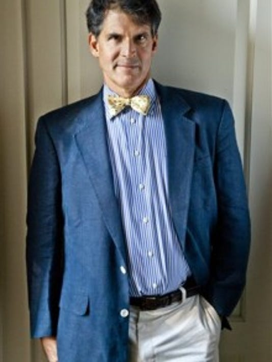 Dr. Eben Alexander, author of 'Proof of Heaven,' poses in Charlottesville, Va. He'll headline Celebrate the Book! in Cumberland County in October. (ASSOCIATED PRESS)