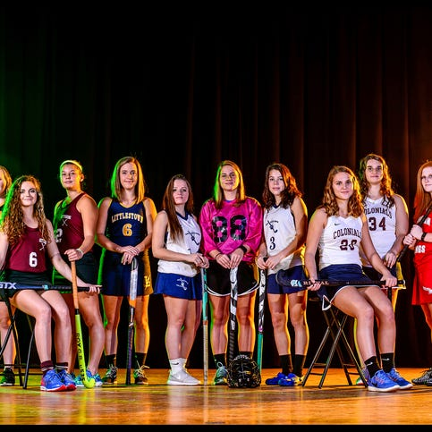 GameTimePA's YAIAA field hockey all-stars 2016