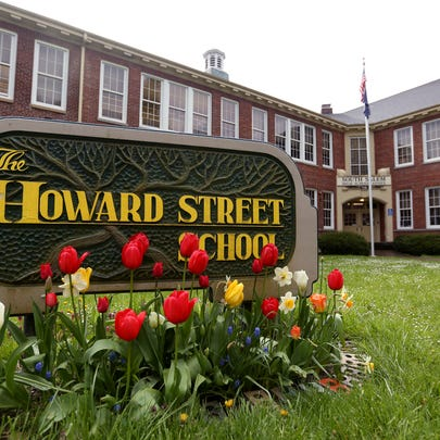 Howard Street Charter School in Salem on Wednesday,