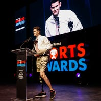 Athletes, accomplishments stand out at inaugural Free Press Sports Awards