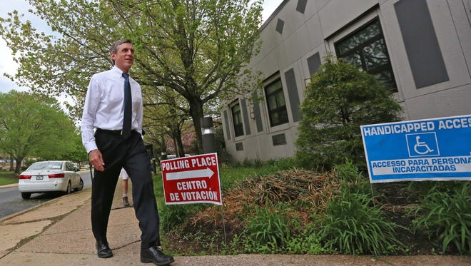 John Carney's campaign has a huge financial advantage in the race for Delaware governor.