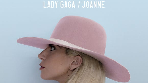The album cover of 'Joanne.'