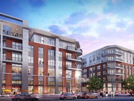 Developer Spectrum Residential is contemplating some