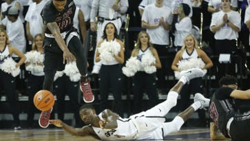 New Mexico State grinds out win at Grand Canyon