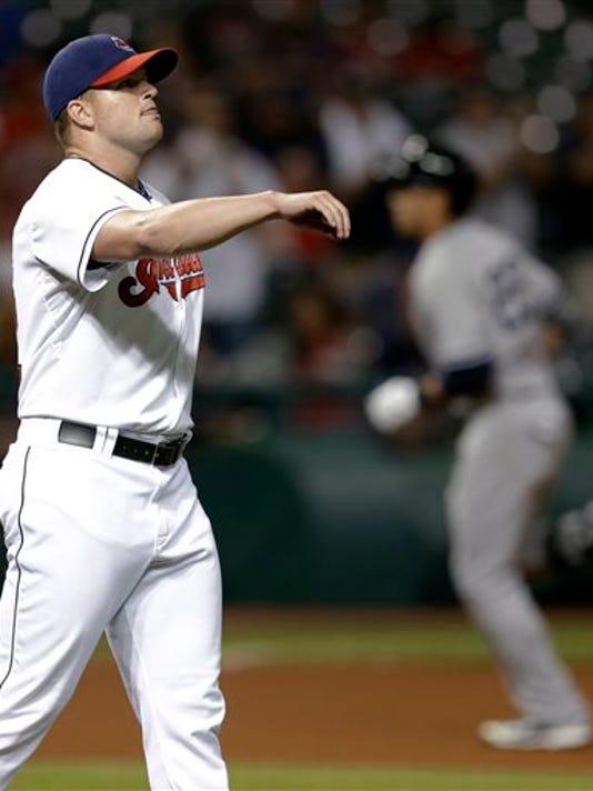 Yankees Indians Baseb_Mann.jpg