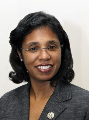Shawnta Friday-Stroud, dean of the School of Business and Industry at Florida A&M University