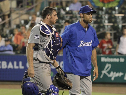 World Baseball Classic Qualifier 1: Game 6 - Team Israel v Team Spain
