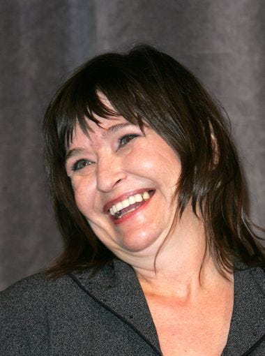Watch Jan Hooks born April 23, 1957 video