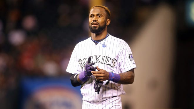Jose Reyes is a four-time All-Star.