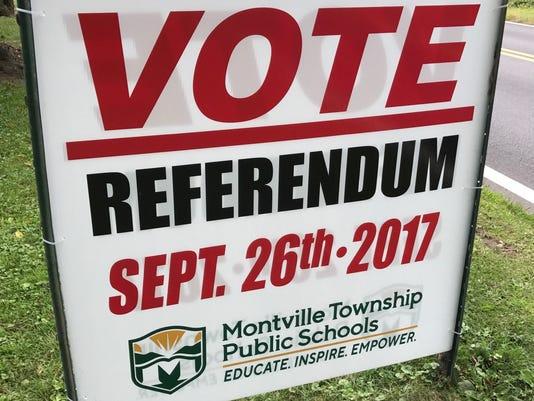 Montville Referendum