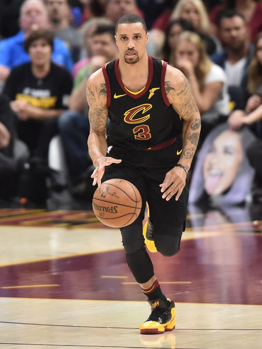 cefb709dfdc George Hill misses Cavs practice for his college graduation