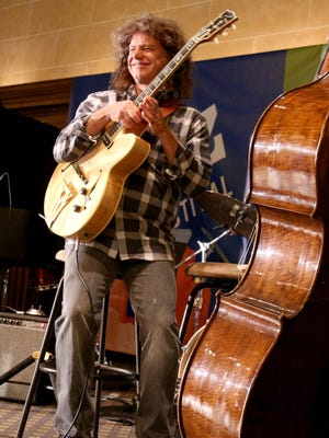Guitarist Pat Metheny is the artist-in-residence for the 2015 Detroit Jazz Festival