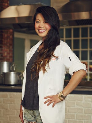 """Top Chef"" winner Mei Lin will speak in Ann Arbor."