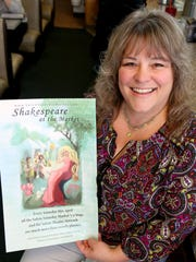 Salem Saturday Market's Executive Director Lisa Sherman says shoppers should expect Shakespeare sightings this season.