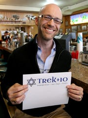 Marc Overbeck, of Temple Beth Sholom, is inviting the community to a dinner at the synagogue.