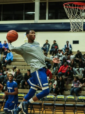 2. Jamal Cain, 6-6, senior, Detroit Cornerstone. Committed to Marquette.