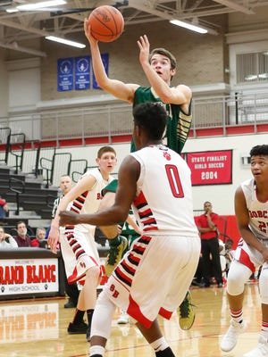 A lack of atmosphere in the gym for basketball games against distant rivals like Howell has been one of the drawbacks to being in the KLAA for Grand Blanc, Bobcats athletic director Jerrod Dohm said.