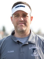 Paul Flohr, Chambersburg boys lacrosse head coach
