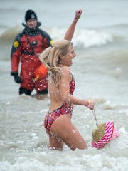 Rochester's annual Lakeside Winter Celebration, featuring the Polar Plunge, is set for Feb. 9 and 10.