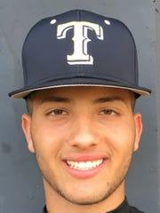Sebastian Martinez, of Treasure Coast, will play baseball